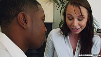 BANGBROS - A big black cock for Aidra Fox