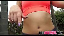 Step Daughter Yoga Stress Blowjob