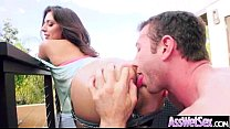 (jynx maze) Big Butt Girl Get Oiled And Anal On Camera mov-13
