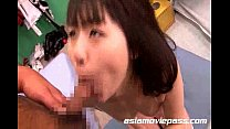 Semen Drinker, Japanese Bukkake and Gokkun Lady Part 2 - Tsubomi
