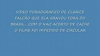 Video proibido de Clarice Falcão de 2008