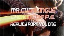 MR.CUNNLINGUS REALITY PORN VOL. 1