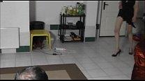 Lapdance and strip by czech beginner