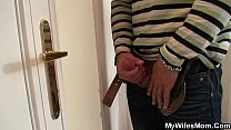Busty mother in law taboo sex