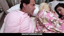 8minute jenna and elizabeth Daughterswap
