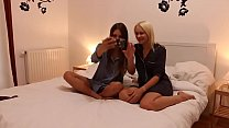 Arteya & Talia Mint - Selfshot Turns Teens On -...