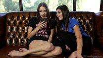 Sara Luvv and Leah Gotti at WebYoung