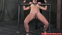 Open mouth blonde subs mouth penetrated