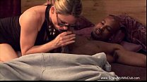 Swinger Wife Cheats On Hubby With BBC
