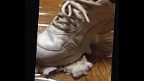 【fetish】Rice ball food crush Puma Sneaker