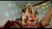 Mistress Lorelei Lee electrifies Steve