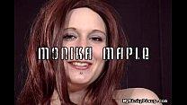 Monika Maple's Bondage Session