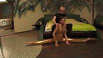 real flexible spandex teen doll
