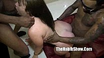 White pawg virgo getting fucked by BBC romemajor and don prince