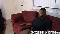 His big black cock just drives me wild