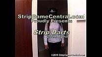 Demi & Sarah play Strip Darts