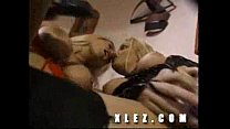 Vikki and Jenny - Some Strap-On Fun