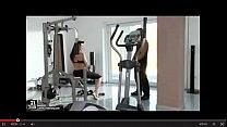 Aletta Ocean gym sex