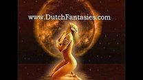 Blonde Dutch MILF Is Perfect