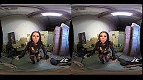WankzVR - Zombie Slayers (Adriana Chechik, Megan Rain, Arya Fae)