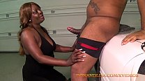 SuperHotFilms : Don Whoe and Lisa Rivera get it on in the garage