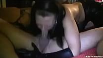 Throatpie Cum in throat while relaxing