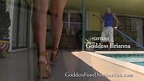 Puppy in Training - Femdom FootFetish Foot Worship