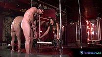 Pornstar Maria Belucci huge cumshot on her tits