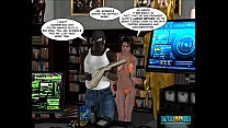 3D Comic: Clara Episode 1