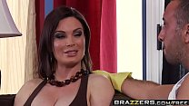 Brazzers - Mommy Got Boobs -  Helping with the Chores scene starring Diamond Foxxx and Keiran Lee