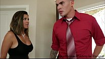 Gorgeous babe Danica Dillon gets banged in the ...