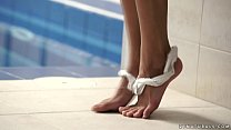 Thalia Mint Hot Solo Video