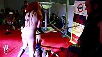 La Bella y el Bestia en Expo Sexo y Erotismo