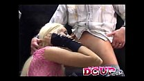 Busty Blonde Cailey Taylor Riding Cock