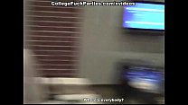 Extra hard college orgy with charming looking b...