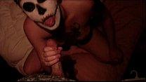 ExGF In The Spirit Of Halloween