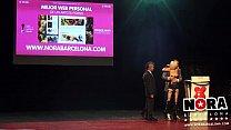 Premios Ninfa 2014 Mejor web personal y Mejor medio de comunicación