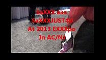 SaXXX Meeting Danny n Moe at Exxxpo acnj