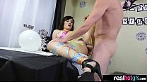 Amazing Sex Tape With Real Gorgeous Hot GF (paris lincoln) mov-27