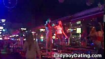 Asia Ladyboy Phuket Pretty Superstars in Patong Beach Bangla Road )
