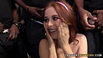Penny Pax Sucks 13 Big Black Cocks