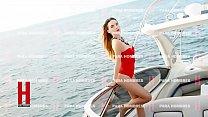Belinda en bikini para revista H