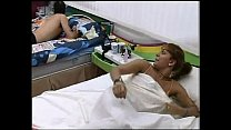 Big Brother Spain Raquel Abad Tit Slip Oops