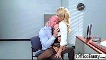 (alix lynx) Sex In Office With Big Melon Juggs Slut Girl clip-02