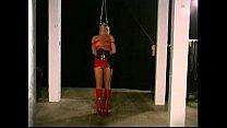 Slave Livia extreme restraints bondage training PART-2