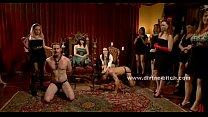 Horde of horny ladies unleash