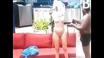 Ana paula mostrando os peitos e a xana no bbb 16