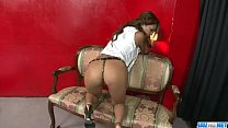 Busty Hina Maeda enjoys serious pounding on cam