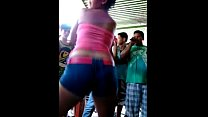 Francia y Natali Morillo - Bailando Regueton - Mi Finquita