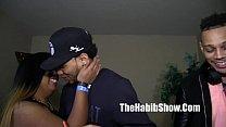 dominican threesome gangbang freaks bbc fucks leona banks